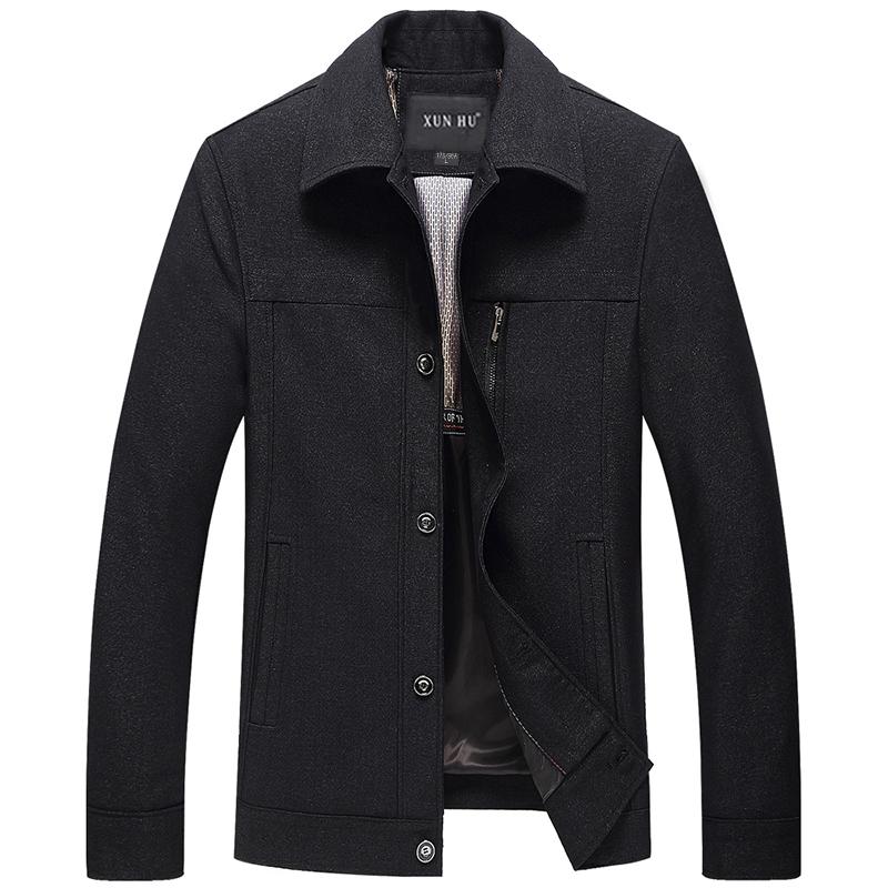 Áo khoác Jacket nam Sunsus kiểu dáng 3D