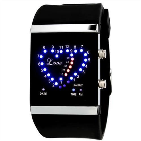 Đồng hồ Skmei SK – 0984 đôi trái tim yêu thương