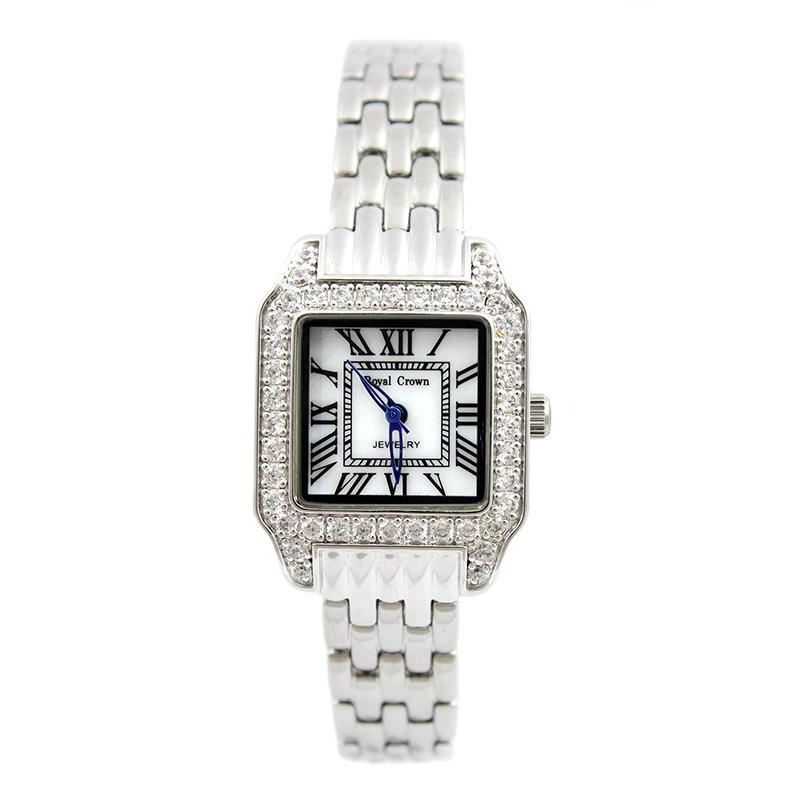 Đồng hồ thời trang nữ công sở Royal Crown 6104LS