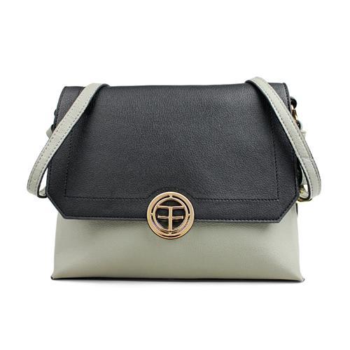 Túi hộp nữ 2 màu Styluk CK015