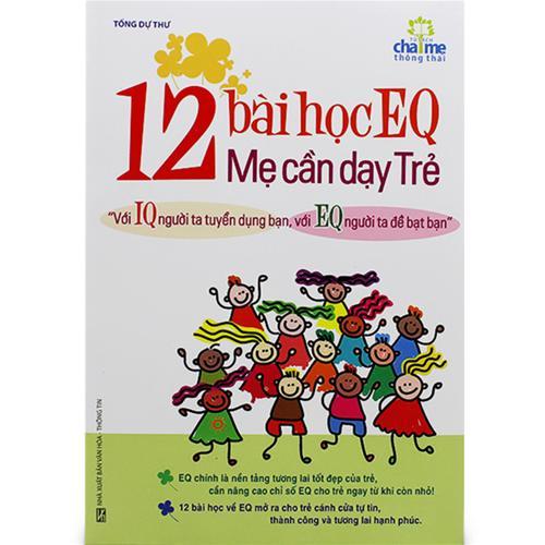 12 bài học EQ mẹ cần dạy trẻ