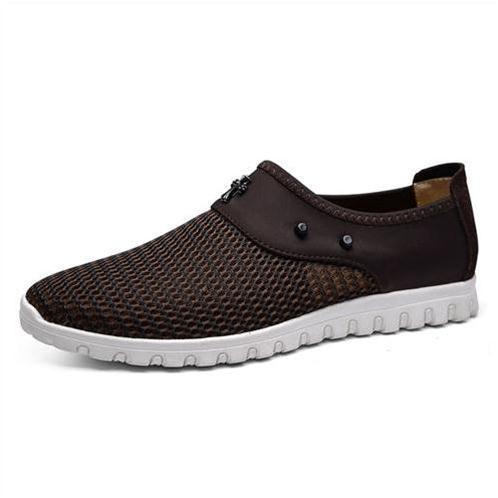 Giày lười nam Simier 6651 cá tính