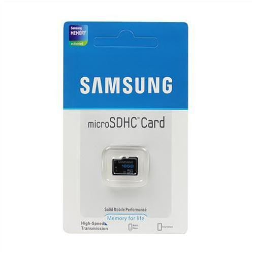Thẻ nhớ Samsung 16GB class 10