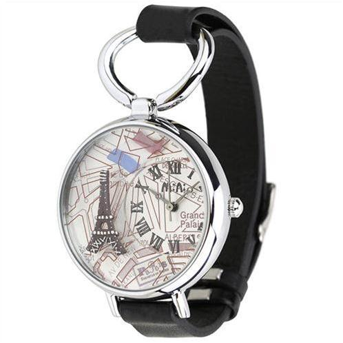 Đồng hồ nữ Mini MN979 Mặt Eiffel nổi bật