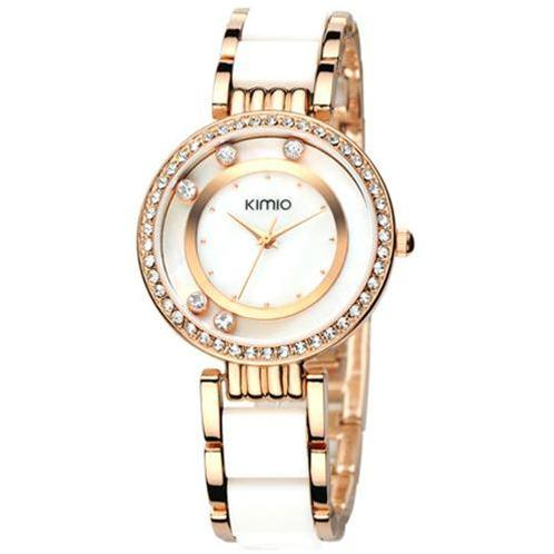 Đồng hồ nữ KIMIO K485M-RGY01