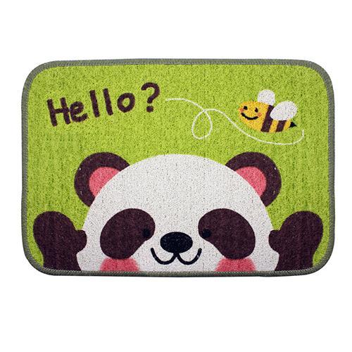 Thảm Hello Panda bộ 3 (chiếc) ngộ nghĩnh, xinh xắn