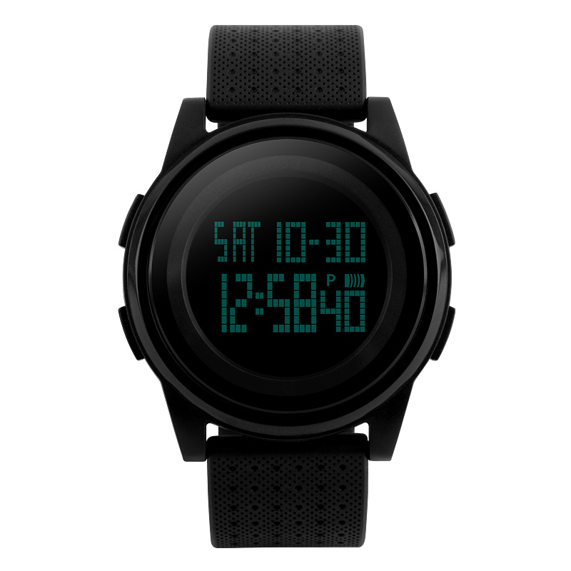 Đồng hồ điện tử Uniex Skmei màn hình phẳng siêu mỏng