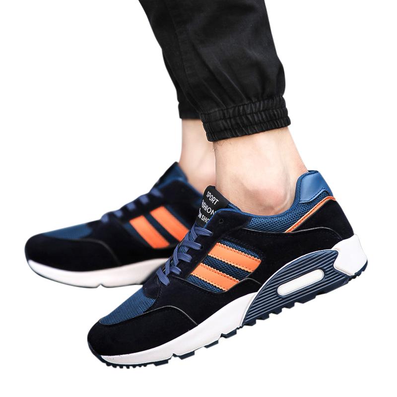 Giày sneaker nam phối lưới Oubejargon