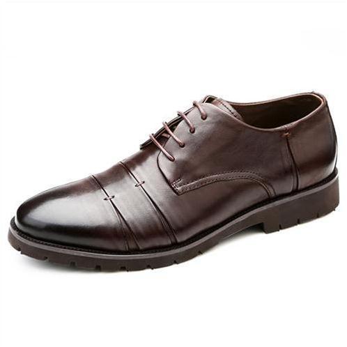 Giày da nam Olunpo QDT1404 thời trang