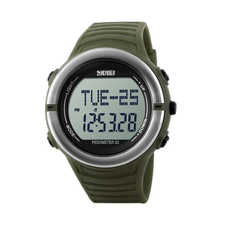 Đồng hồ điện tử đo nhịp tim nam Skmei 1111