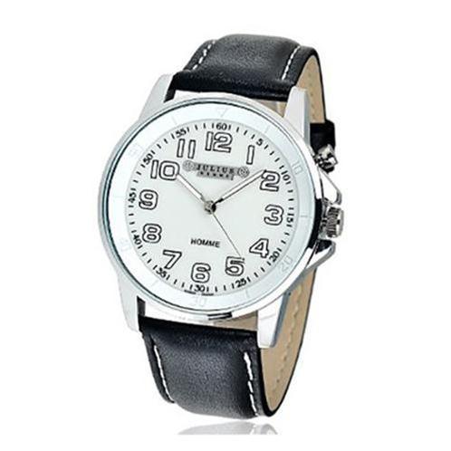 Đồng hồ nam Julius JAH-066 dây da