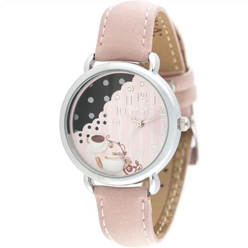 Đồng hồ nữ Mini MN893 họa tiết bình trà