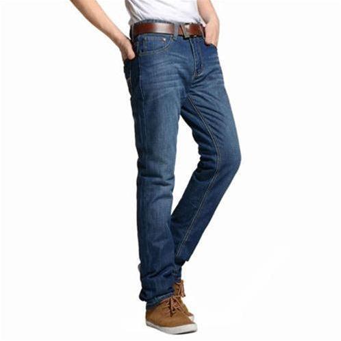Quần jeans nam Lehondies phong cách Âu Mỹ