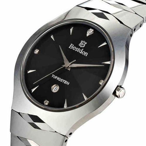 Đồng hồ nam mặt tròn Bestdon