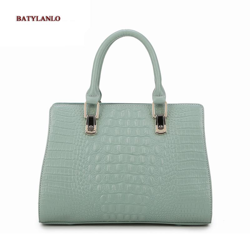 Túi xách da bò dáng vuông Batylanlo