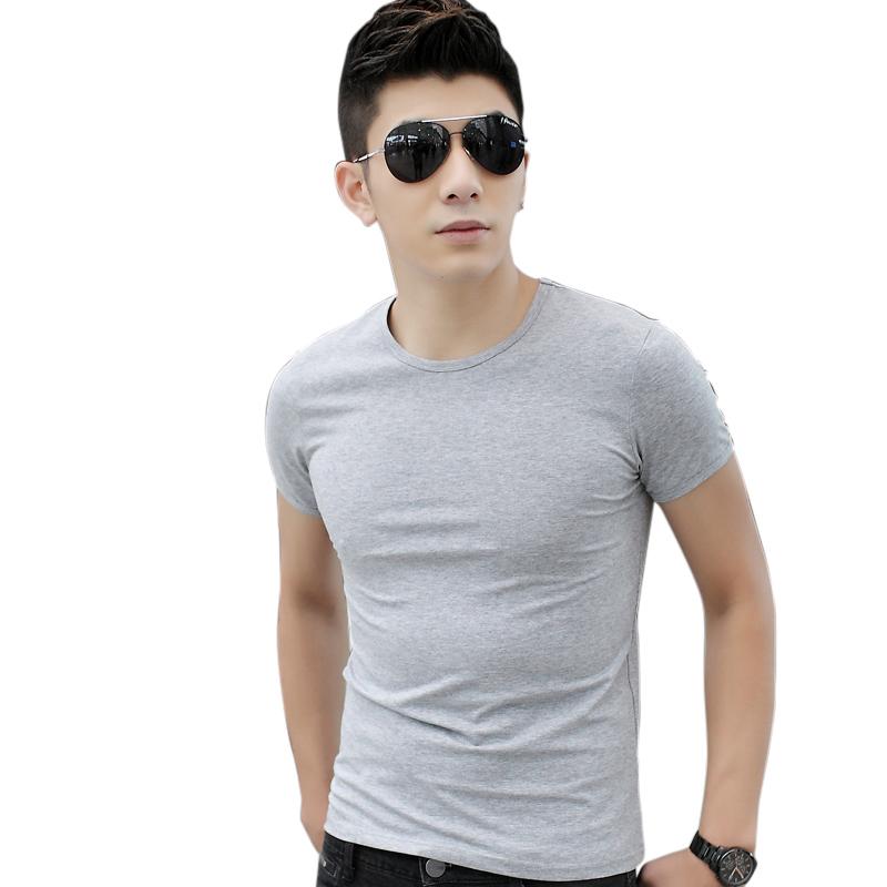 Áo T-shirt nam cổ tròn cộc tay Jacanis
