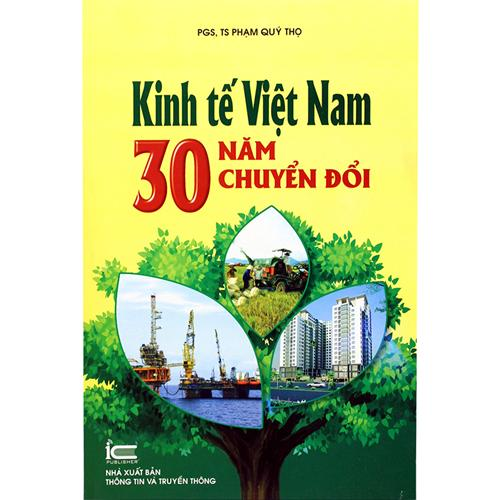 Kinh tế Việt Nam 30 năm chuyển đổi