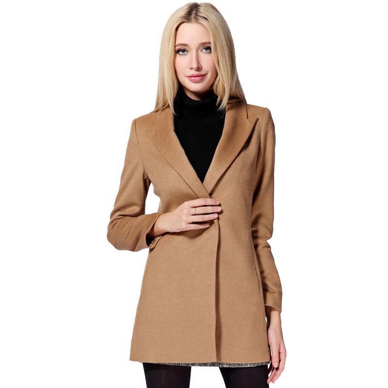 Áo vest lông cừu dáng dài Mymo