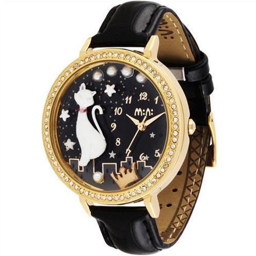 Đồng hồ nữ Mini MNS1012 màn đêm huyền ảo