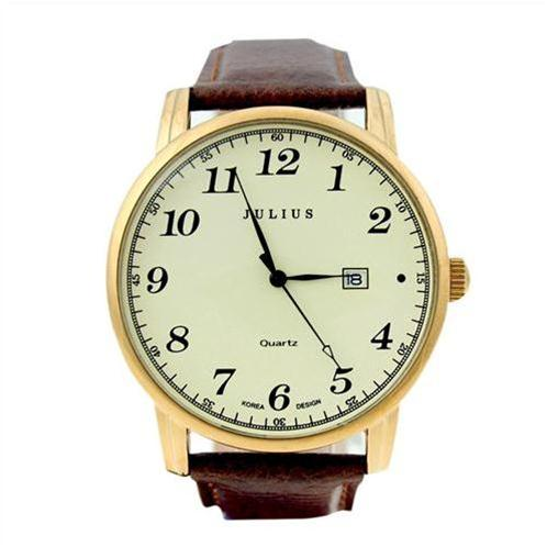 Đồng hồ nam Julius JA-508M -  Đồng hồ dáng cổ điển