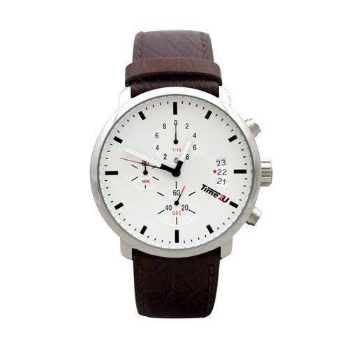 Đồng hồ nam thời trang Time2U Kiểu dáng độc đáo