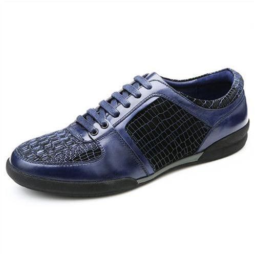 Giày da nam Olunpo QHT1425 ấn tượng