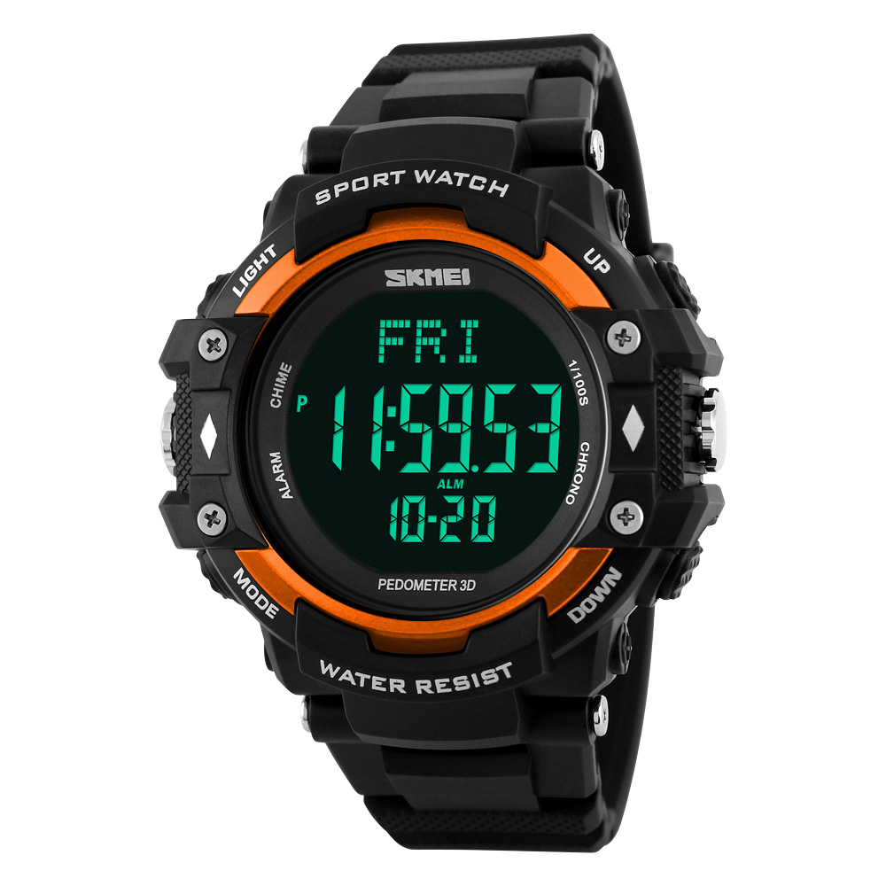 Đồng hồ thể thao điện tử nam SKMEI công nghệ mới