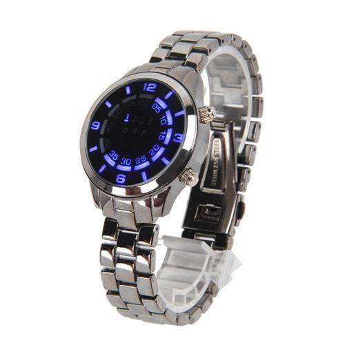 Đồng hồ nữ đèn Led TVG KM1201 chống nước hiệu quả