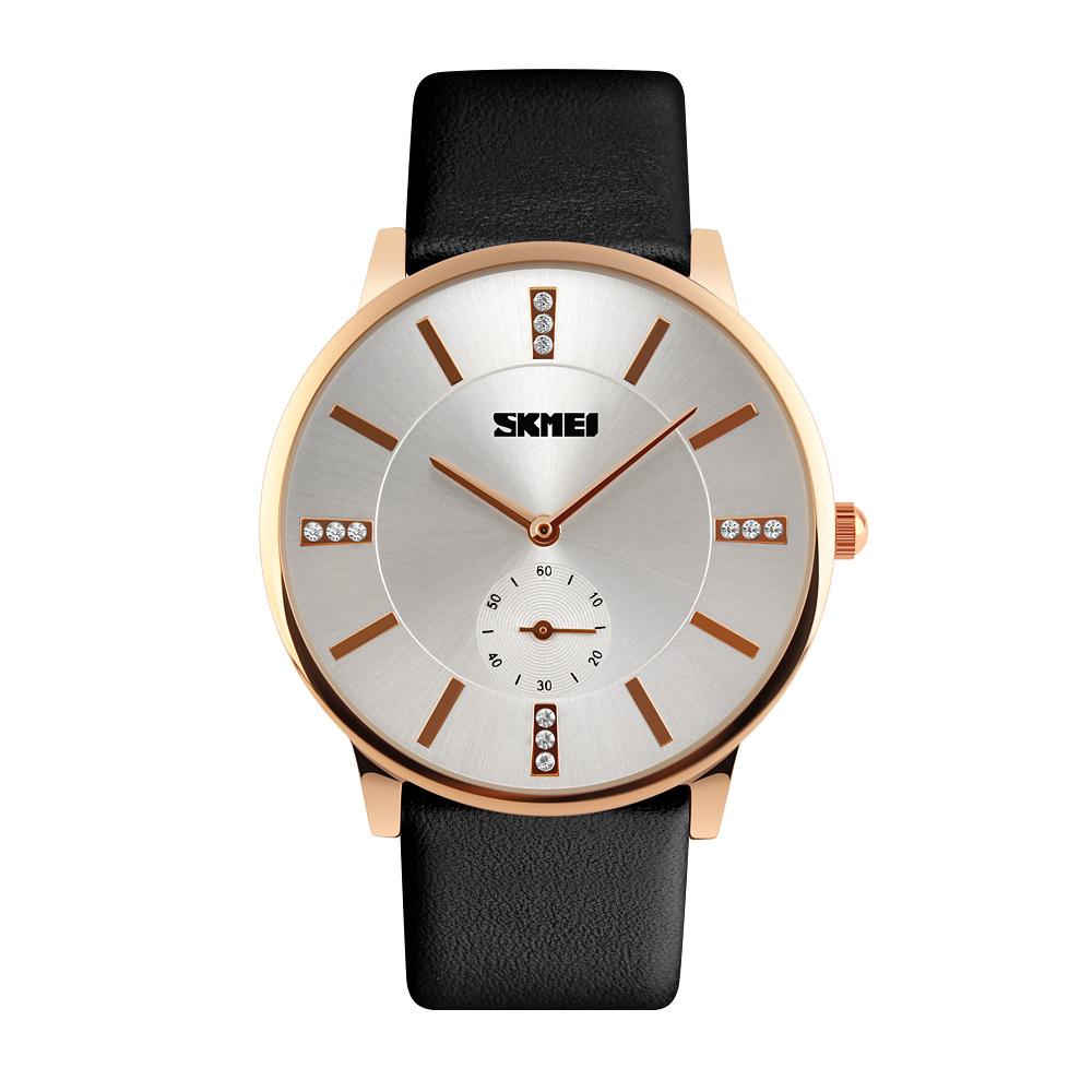 Đồng hồ nam Skmei Dress watch mốc giờ đính đá