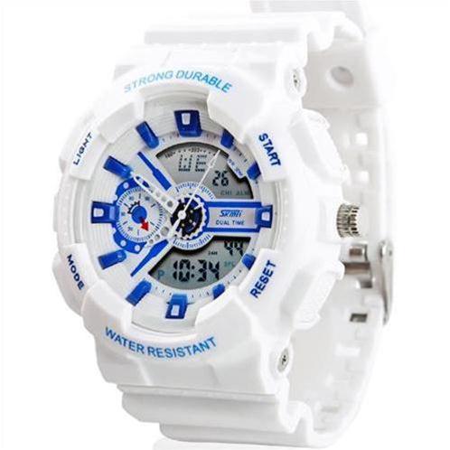 Đồng hồ điện tử Skmei SK – 0929 mặt màu sắc