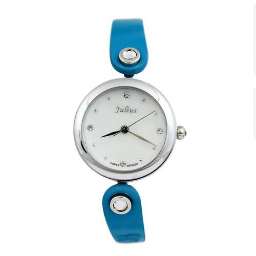 Đồng hồ dây da cho nữ Julius JA-788B