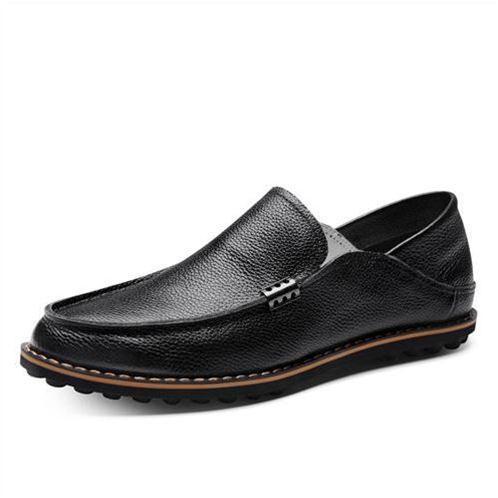 Giày da nam Simier 6637 - Cá tính