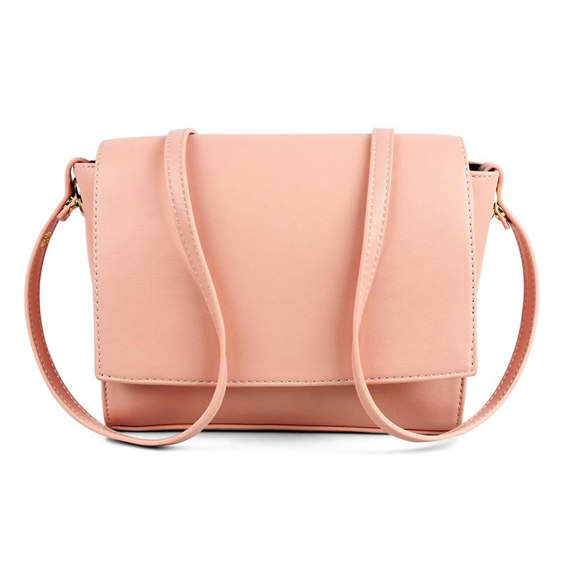 Túi đeo nữ dáng hộp Styluk ST077