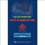 Báo cáo thường niên Chỉ số tín nhiệm Việt Nam 2013