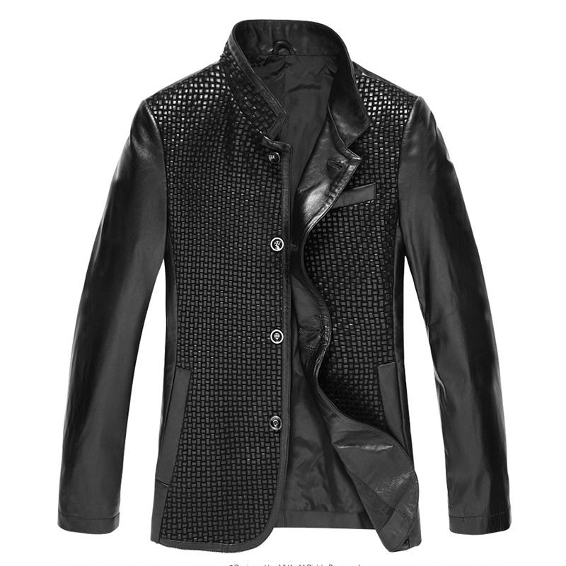Áo Jacket nam NNA da dê lớp 1