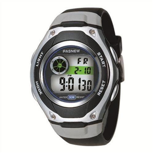 Đồng hồ thể thao PASNEW PN005 dây nhựa cao cấp