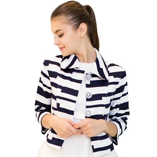 Áo khoác crop top nữ Xing-Y