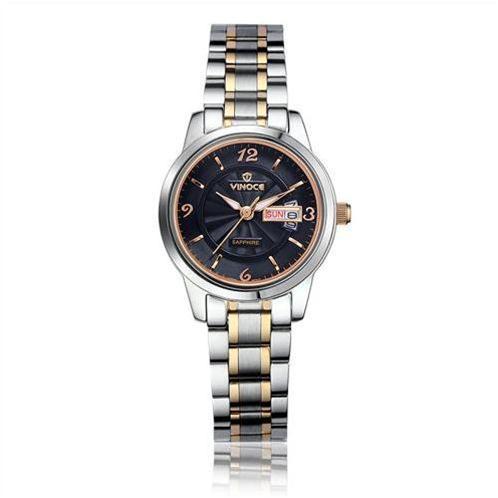 Đồng hồ siêu mỏng  nữ Vinoce V8731