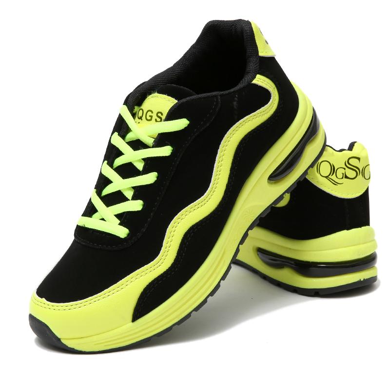 Sneaker nữ độn đế tăng chiều cao WADNASO