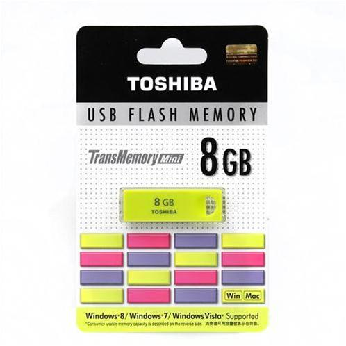 USB Toshiba Suruga 8GB Mini