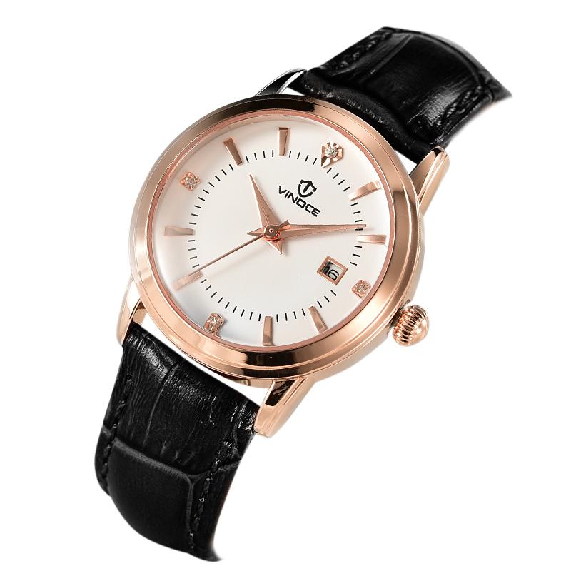 Đồng hồ nữ Vinoce khảm đá Swarovski