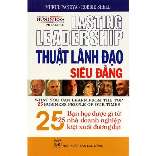 Thuật lãnh đạo siêu đẳng