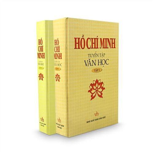 Hồ Chí Minh tuyển tập Văn học
