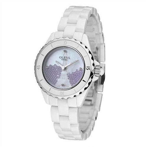 Đồng hồ nữ Olevs L29 (Tím (N2))-OV0001-2