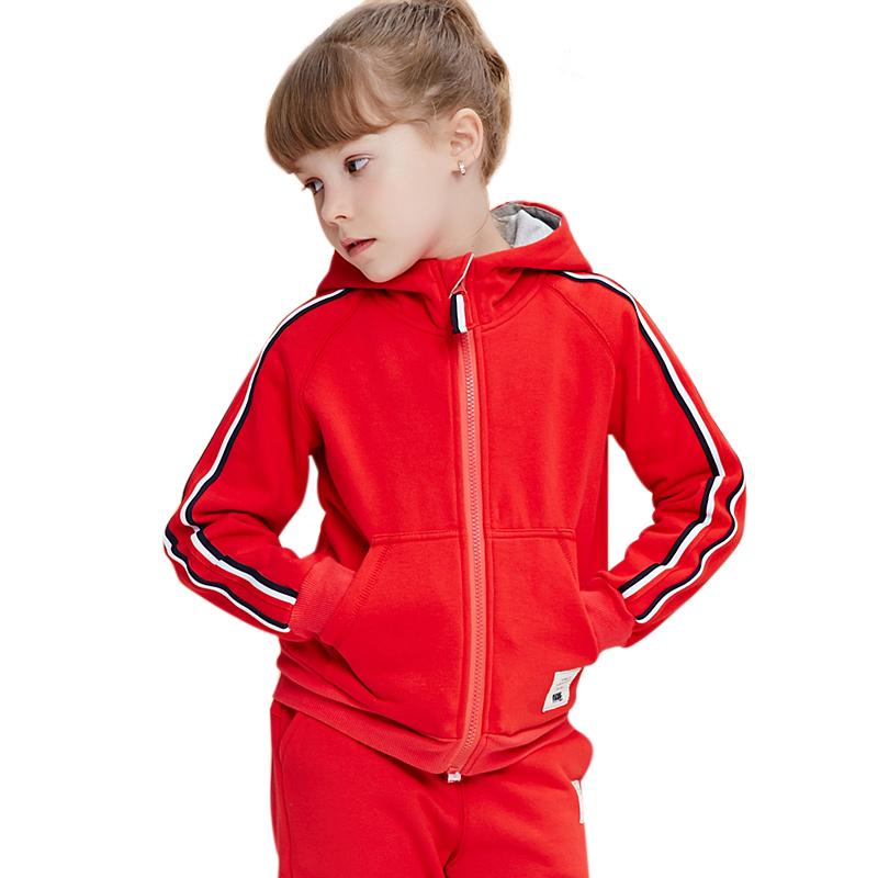 Áo khoác Hoodie MYL phong cách thể thao cho bé gái