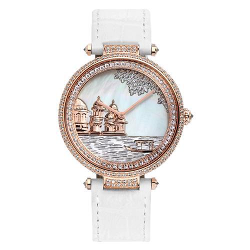 Đồng hồ nữ nạm pha lê Pinch L9505