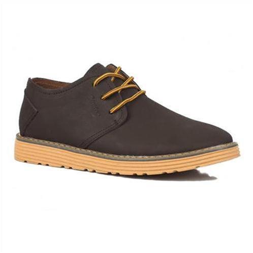 Giày da nam Simier phong cách Anh Quốc - Đế kếp
