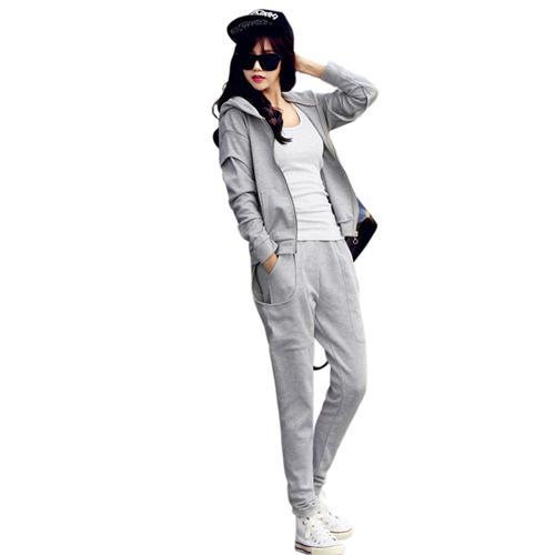 Bộ đồ nữ sporty style Hàn Quốc HStyle