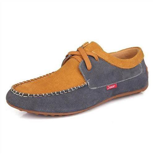 Giày da nam Simier SM0027 thể thao cá tính