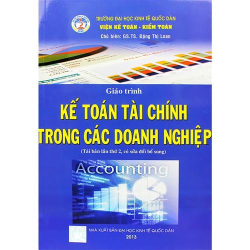 Giáo trình Kế toán tài chính trong các doanh nghiệp